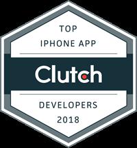Clutch Top iPhone App Developers 2018