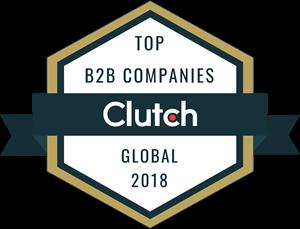Clutch Global Leader 2018