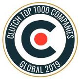 Clutch Top 1000 Companies