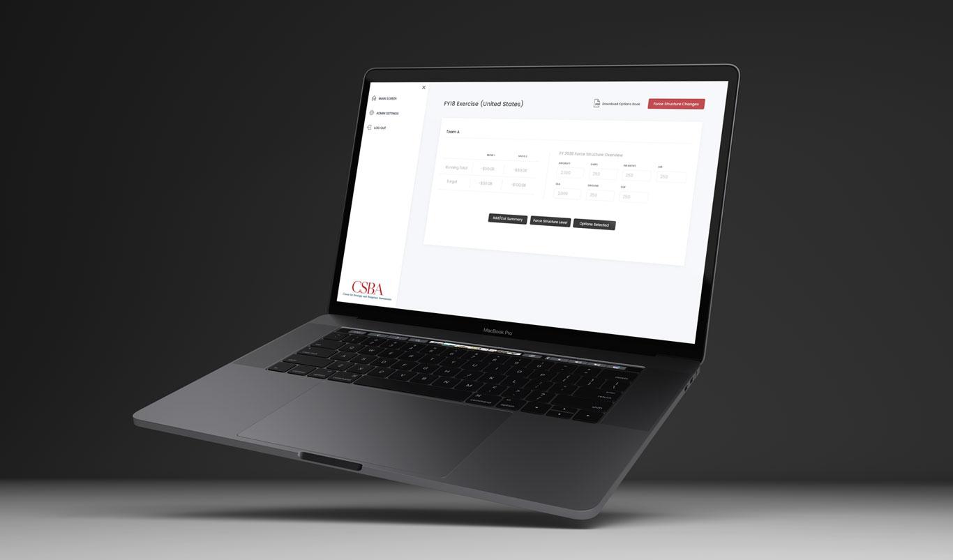 CSBA laptop