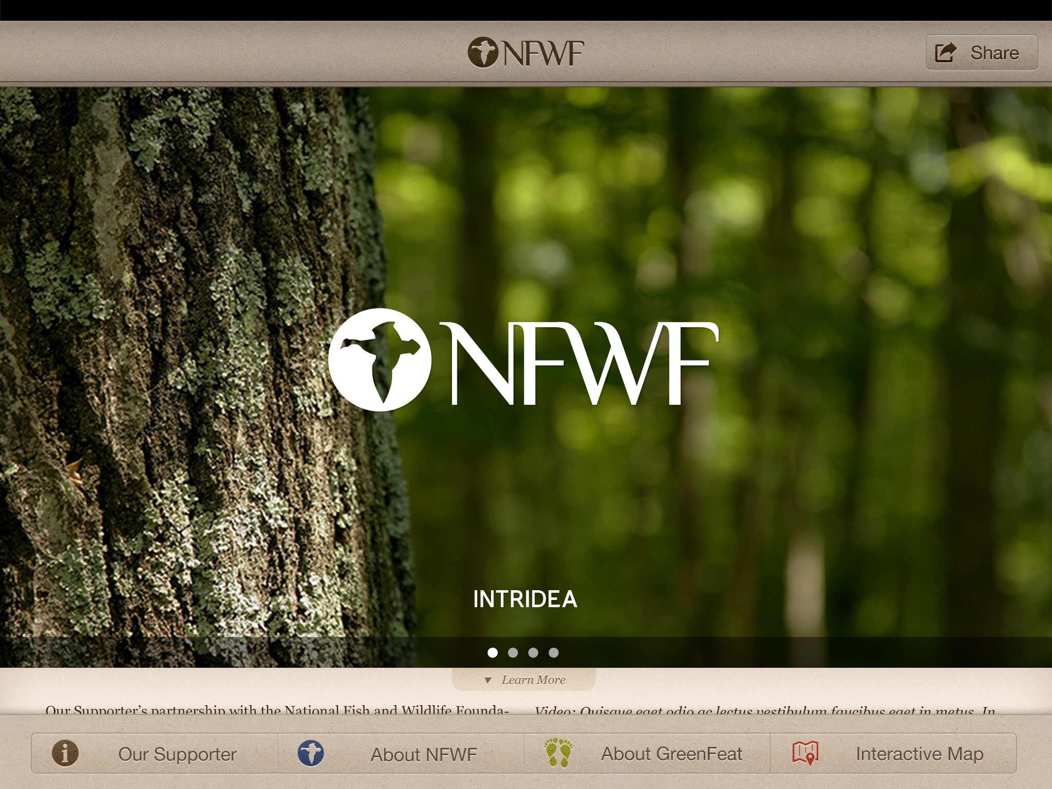 NFWF website