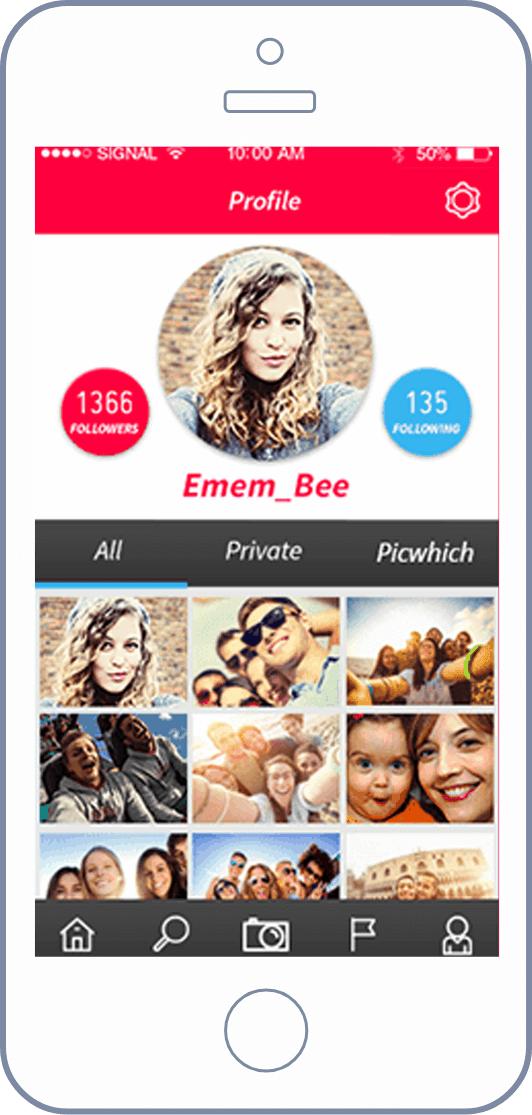 PichWich App