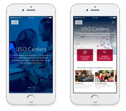 USO app