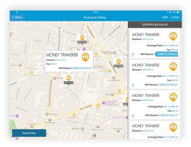 World Bank mobile app